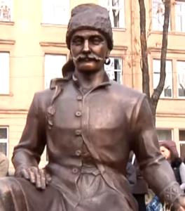 Пам'ятник Кульчицькому у Львові