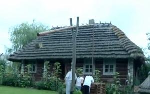Бойківська хата в Кульчицях