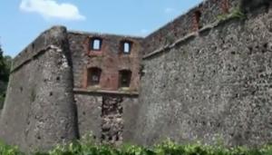 Бастіон ужгородського замку