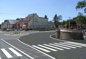 Білки - відреконструйоване село з європейським обличчям