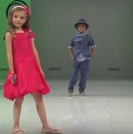 Дети любят красиво одеваться