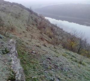 Дністровський каньйон - довкола цієї ріки селилися комарівці