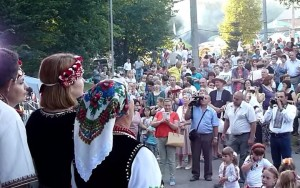 Фестиваль Дзвони Лемківщини в урочищі Бичова біля Монастириськ