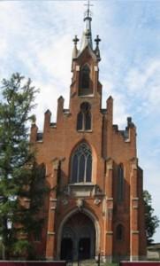 Костел Святої Анни в Озерянах