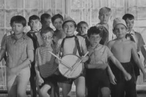 Летние лагеря были особенно популярными в советское время
