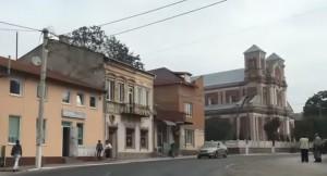 Монастириський костел 18 століття