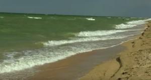 Море в Генічеську