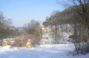 Миколаївська церква у селі Лідихів