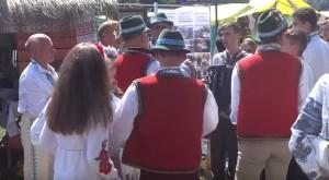 На фестивалі Дзвони Лемківщини