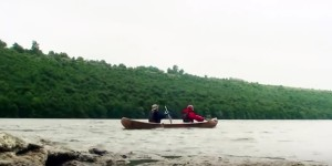 На каное по Касперівському водосховищі