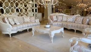 С помощью перетяжки мебель можно основательно обновить
