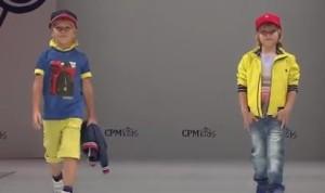 Стильная детская одежда поднимает настроение