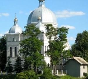 Церква Успіння Пресвятої Богородиці у Пробіжній