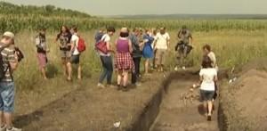 Археологічні розкопки черняхівського могильника