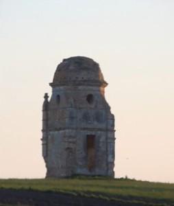 Аріанська каплиця на городищі Тихомеля
