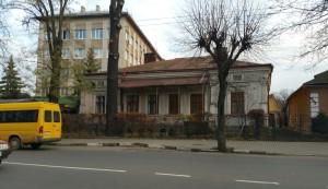 Австрійський будинок на вулиці Василіянок