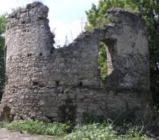 Башта у Новосілці