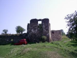 Башта замку у Підзамочку