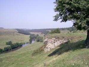 Бастіон над рікою Стрипою