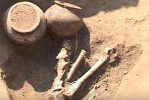Черняхівське поховання