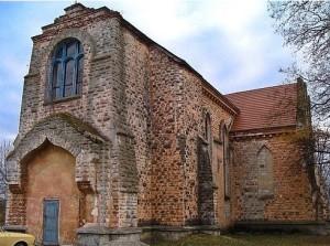 Домініканський костел Святої Анни у Товстому