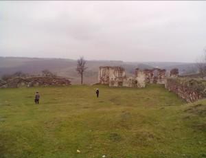 Двір замку