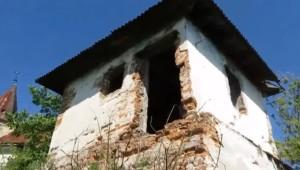 Дзвінниця костелу у Соколівці