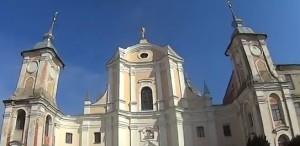 Фасад костелу святого Йосипа