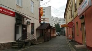 Кафе - колишня пиріжкова хата