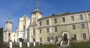 Костел Йосипа в Ізяславі