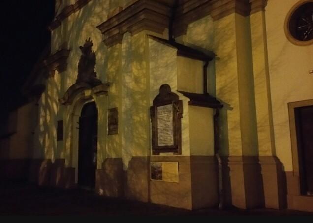 Костел Пречистої Діви Марії