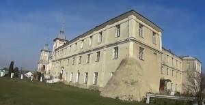 Костел святого Йосипа і монастирські будівлі бернардинців