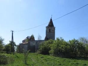 Костел у Соколівці