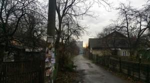 Невеличка вулиця Сонячна
