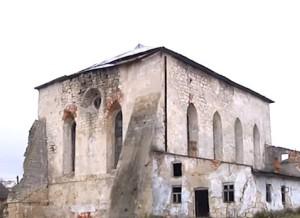 Оборонна синагога у Підгайцях