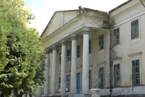 Палац Лянцкоронських у Струсові