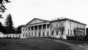 Палац у Струсові