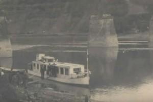 Пароплав на Дністрі