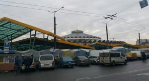 Продовольчий ринок Івано-Франківська