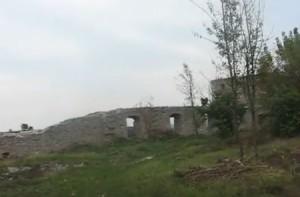 Руїни Сатанівського замку