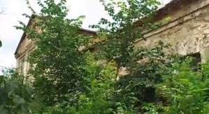 Руїни китайгородського палацу на замчищі
