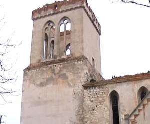 Руїни підгаєцького костелу