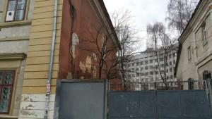 Старі будинки Старозамкової вулиці
