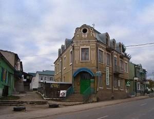 Центральна частина Товстого