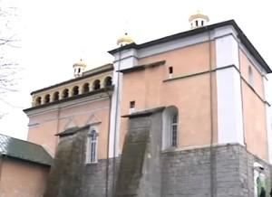 Успенська церква у Підгайцях