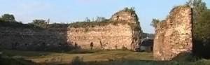 Замкові стіни у Бучачі