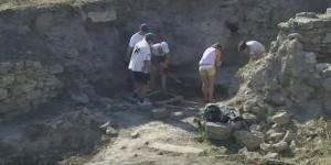 Археологічні розкопки в Білгород-Дністровському