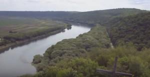 Дністровські кручі в Молдові