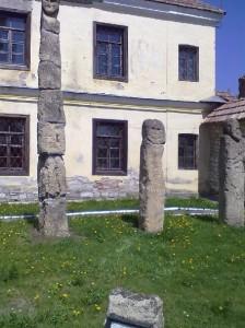 Ідоли в Кам'янець-Подільському історичному музеї
