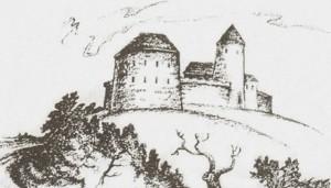 Імовірний вигляд замку у Підтемному